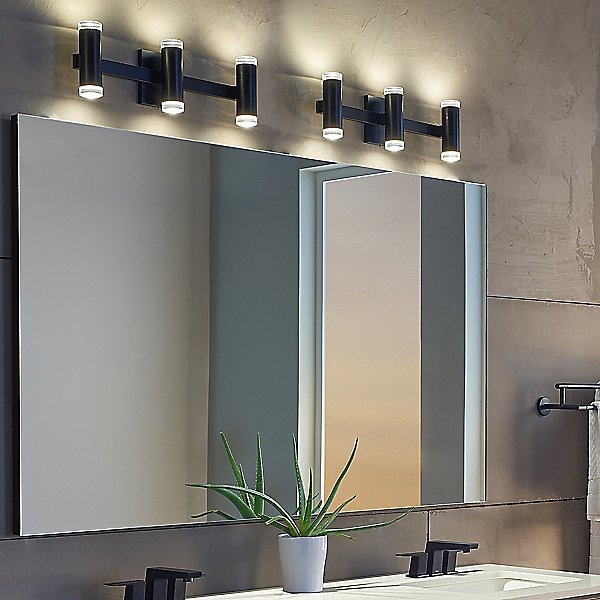 Dobson II 3-Light Bath Bar