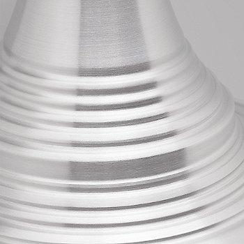 Aluminum finish
