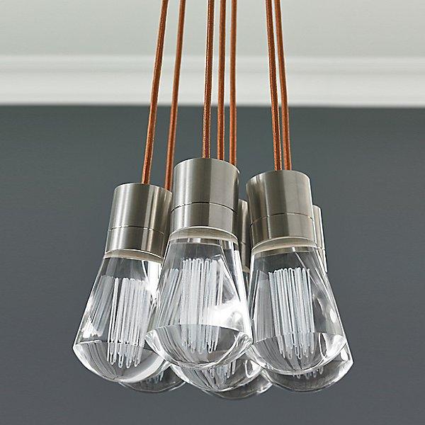 Alva 3 Light Pendant Light