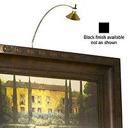 Joshua Picture Light (Black/J-Box Mount) - OPEN BOX RETURN