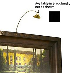 Joshua Picture Light (Black/Plug-In) - OPEN BOX RETURN