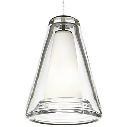 Billow Pendant Light