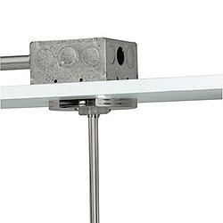 Kable Lite 4-Inch Round Canopy Single-Feed Power Feed