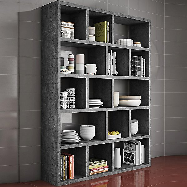 Berlin 5 Levels Bookcase