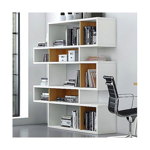 London Composition 002 Bookshelf