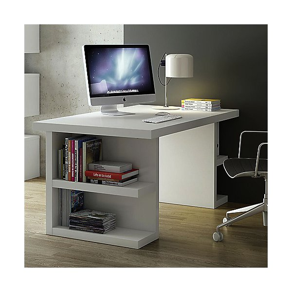 Multi Table Top with Storage Legs Desk