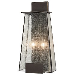 Bistro Dawn 2-Light Outdoor Wall Light