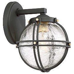 Rond Outdoor Wall Light