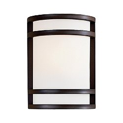Bay View 1 Light Outdoor Wall Light
