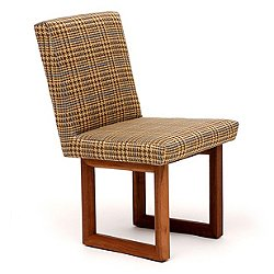 C2 Houndstooth Chair Walnut
