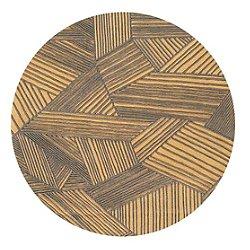 Intreccio Round Area Rug