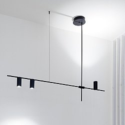 Tribes LED Linear Suspension Light