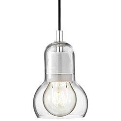 Bulb SR1 Mini Pendant - UL Listed (Black) - OPEN BOX RETURN