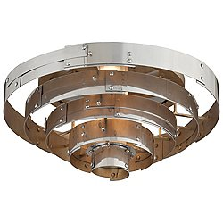 Mitchel Field LED Flush Mount Ceiling Light