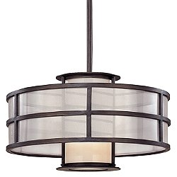 Discus Pendant Light