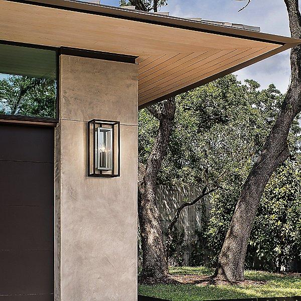 Morgan Framed Outdoor Wall Light