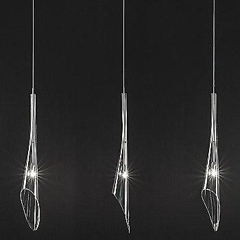 Shown in 3 Light, Rectangular canopy