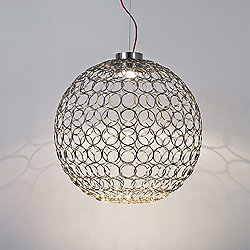 G.R.A. Round LED Pendant Light