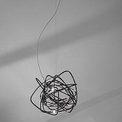 Doodle Pendant Light (Black Amethyst) - OPEN BOX RETURN