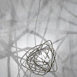 Doodle Pendant Light (Nickel) - OPEN BOX RETURN