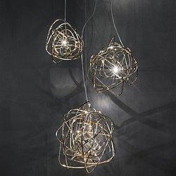 Doodle LED Cluster Pendant Light