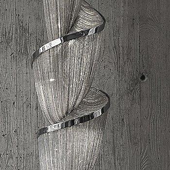 Nickel finish / Detail view