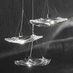 Manta 0K031 LED Cluster Pendant Light