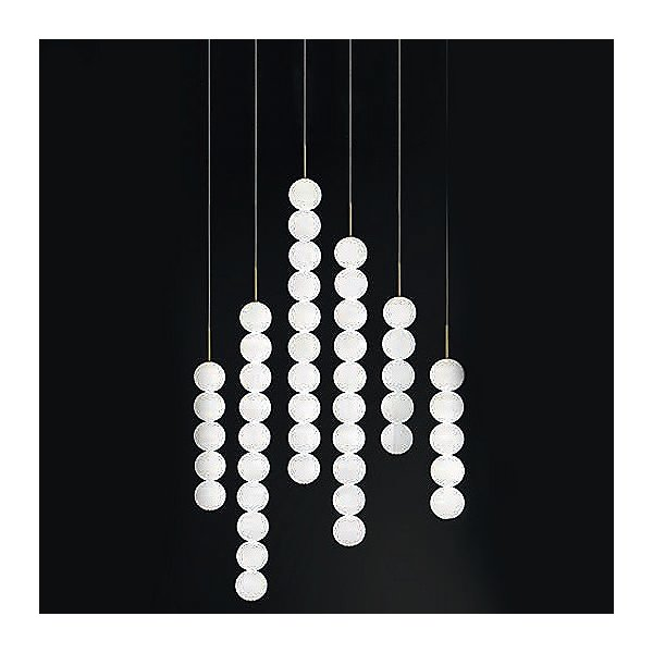 Abacus 6 LED Linear Suspension Light