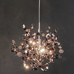 Argent Mini Pendant Light