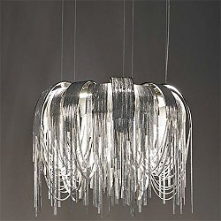 Volver Round LED Suspension Light