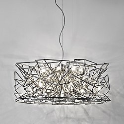 Modern contemporary chandeliers ylighting etoile suspension aloadofball Choice Image
