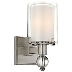 Frey Bathroom Wall Sconce