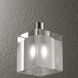 APD.01 Pendant Light (Clear Frost/Mini) - OPEN BOX RETURN