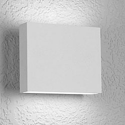 Alume AWL.60 Wall Sconce (White/2 Lights) - OPEN BOX RETURN