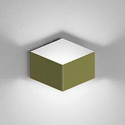 Fold Single Wall Sconce (Matte Green Lacquer) - OPEN BOX