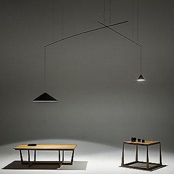 Matte Black finish / Small and Large sizes