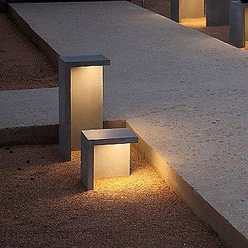 Empty LED Outdoor Bollard collection / illuminated