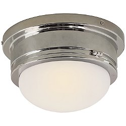 Marine Flush Mount Ceiling Light
