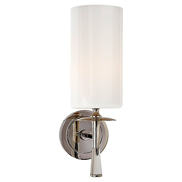 Drunmore Wall Sconce with Glass Shade