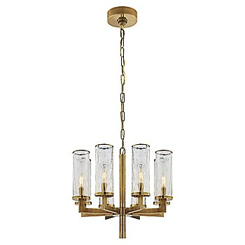 Shown in Antique-Burnished Brass finish