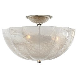 Rosehill Semi-Flush Mount Ceiling Light