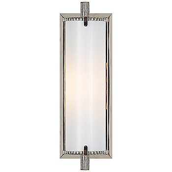Shown in Polished Nickel finish, 11.5 inch