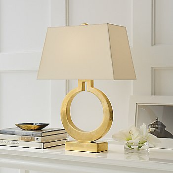 Shown in Gilded finish