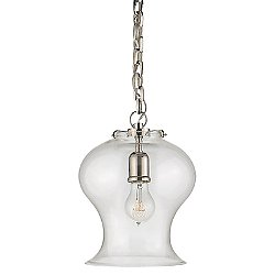 Katie Bell Jar Mini Pendant Light