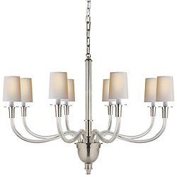Vivian One-Tier Chandelier