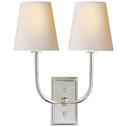 Hulton Double Wall Sconce