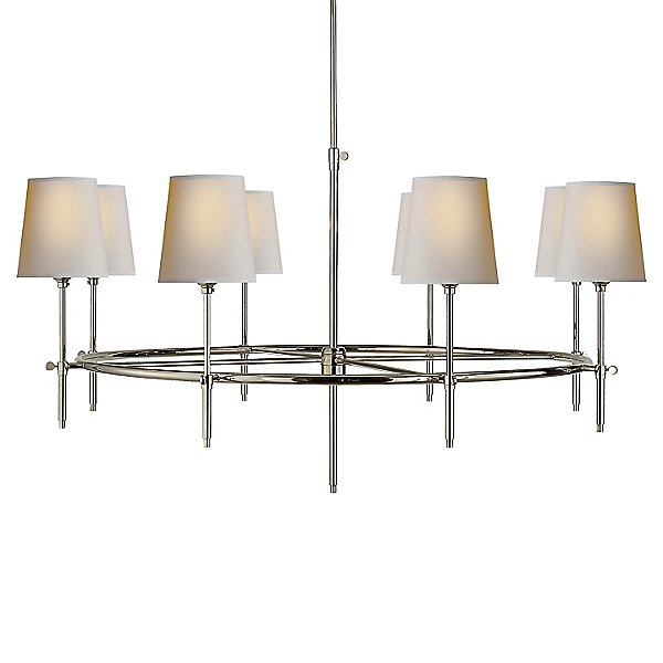 Bryant Large Ring Chandelier