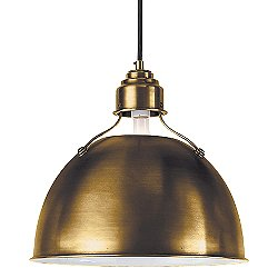 Eugene Pendant (Hand-Rubbed Antique Brass/Medium) - OPEN BOX RETURN