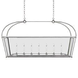 Plantation 7-Light Linear Suspension Light