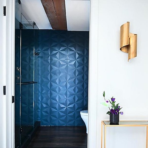 Iva Large Wrapped Wall Light